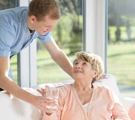 Private Duty Elder Care Hubbard Lake MI - Sunrise Side Home Care - companion