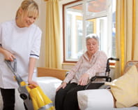 Senior Care Services: Nursing & In-Home | Sunrise Side Home Healthcare - callout-homemaking