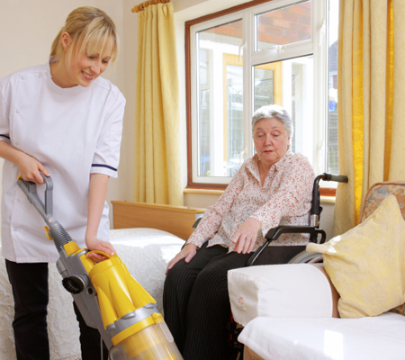 Homemaker Care For Seniors: In-Home Health Care | Sunrise Side Home Healthcare - homemaking